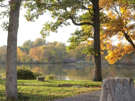 An Ohio lake